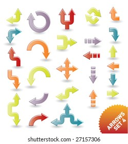 arrow icons [set 4]