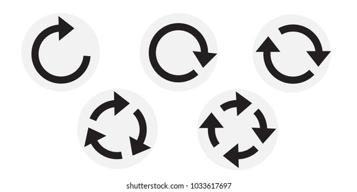 arrow refresh reload rotation loop sign