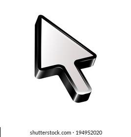 Arrow. Vector eps10