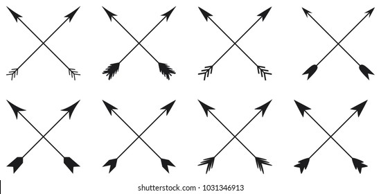 Crossed Tribal Arrow Drawing Images Stock Photos Vectors Shutterstock A wide variety of arrow drawings options are available to you, such as material, plastic type, and applicable. https www shutterstock com image vector arrows collection cross style on white 1031346913
