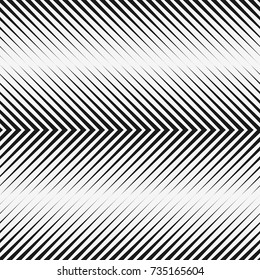 Arrows Seamless Pattern. Abstract Geometric Background Design.