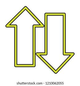 Arrrow Vector Icon