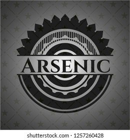 Arsenic dark badge