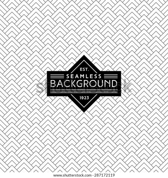 Image Vectorielle De Stock De Fond D Ecran Noir Et Blanc Arabe 287172119