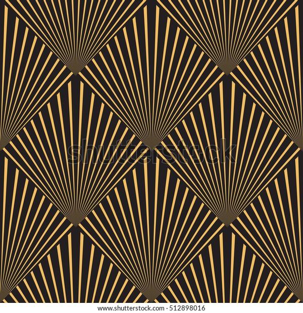 Art Nouveau Carta Da Parati Art Deco.Immagine Vettoriale Stock 512898016 A Tema Carta Da Parati Vintage
