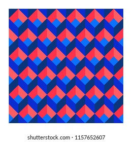 Art illustration decoration design textile geometric pattern texture abstract colorfull