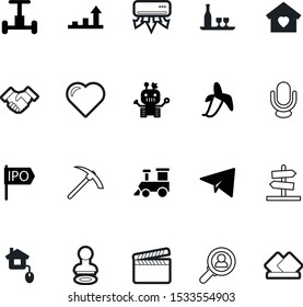 art vector icon set such as: hot, holder, public, meeting, temperature, gyroscope, ride, acting, approval, condition, video, cut, click, chisel, wood, valentines, action, mark, banana, icons, outdoor
