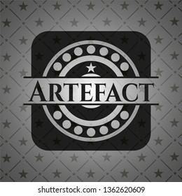 Artefact dark badge