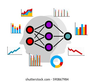 Artificial neural network, deep learning, data mining for predicting pattern