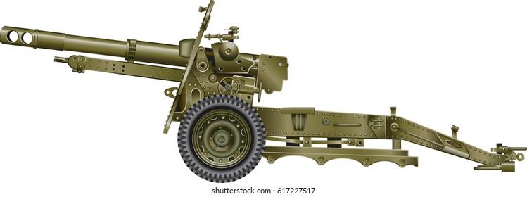 artillery field  cannon