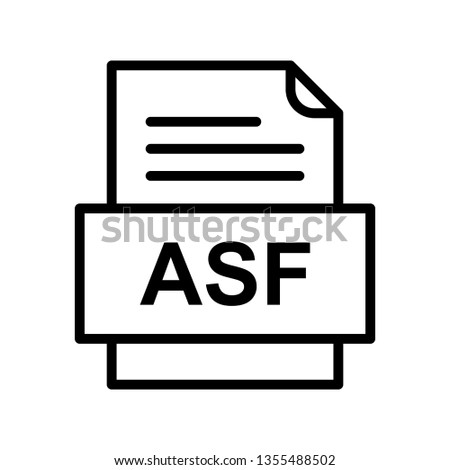 what is an asf file