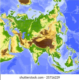 Elevation Map Images Stock Photos Vectors Shutterstock