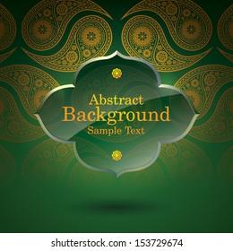 Asian art elegance style for cover design.