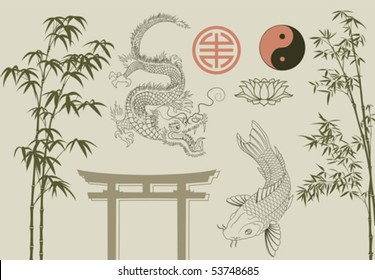 asian design elements