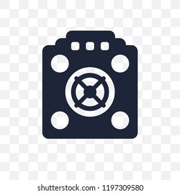 asic miner transparent icon. asic miner symbol design from Electronic devices collection.