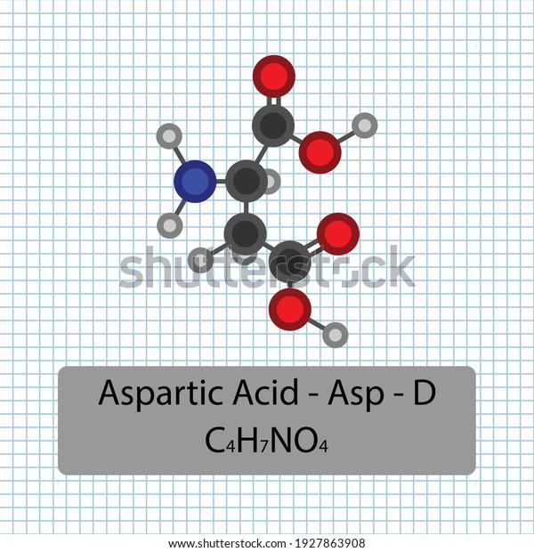aspartic-acid-asp-d-amino-600w-192786390