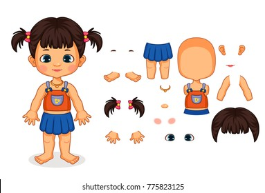 Part Of The Body Clip Art