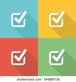 Assertiveness Flat Icon Concept