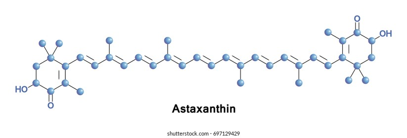 Astaxanthin is a keto-carotenoid. It belongs to a class of terpenes or tetraterpenoids; they are built from five carbon precursors; isopentenyl diphosphate and dimethylallyl diphosphate