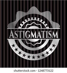 Astigmatism silver badge