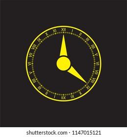 astrolabe vector icon