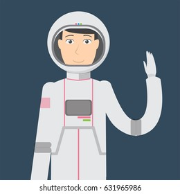 Astronout Character