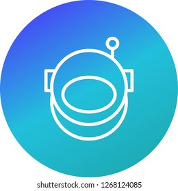Astronout Vector Icon Sign Icon Vector Illustration For Personal And Commercial Use...