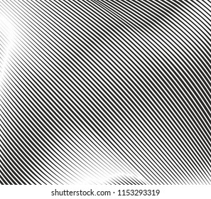 asymmetry lines monochrome black and white stripes vector background geometric pattern