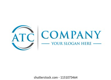 ATC Corporate Logo Design