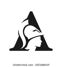 Athena symbol vector file.