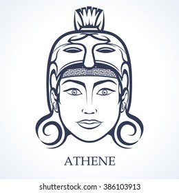 Goddess Athena Images Stock Photos Vectors Shutterstock