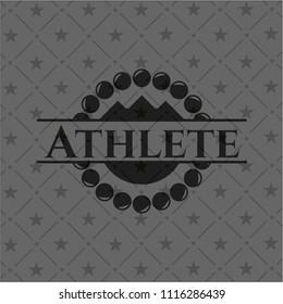 Athlete dark emblem