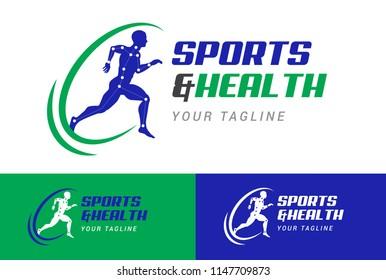 Athlete's Health Logo/Icon