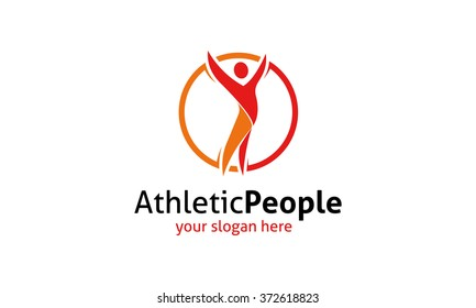 Athletic People Logo
