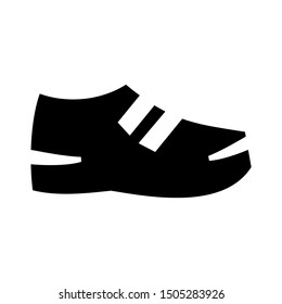 athletic shoe icon - From Fitness, Health and activity icons, sports icons
