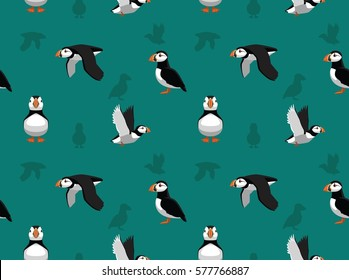 Atlantic Puffin Wallpaper