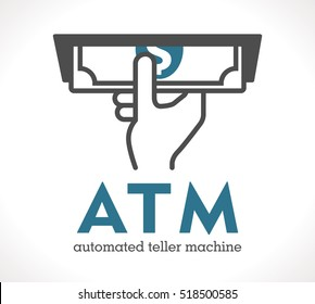 ATM - automated teller machine