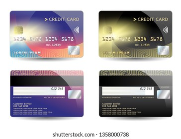 ATM, Bank, Credit Card, Platinum, Exclusive, First Class, Membership, Graphic Design, Vector and Illustration