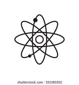 Atomic model.