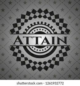 Attain black badge