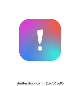 Attention - App Icon