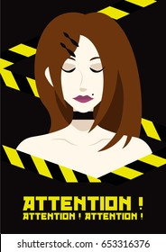 Attention girl