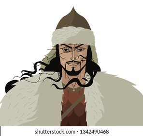 attila the hun ancient warrior
