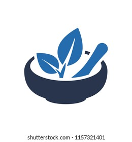 Attractive and beautifully or Faithfully Designed Herbal Medicine icon