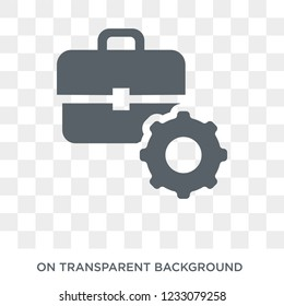 Attrition icon. Attrition design concept from Time managemnet collection. Simple element vector illustration on transparent background.