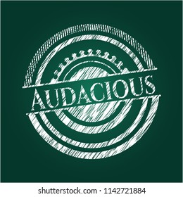 Audacious on blackboard