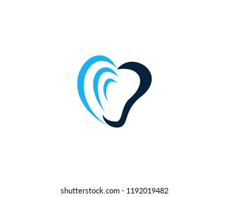 audiology logo vector