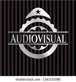 Audiovisual silver badge