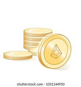 Augur Coin Cryptocurrency Stack