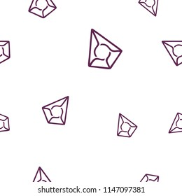 Augur Cryptocurrency Coin Sign Seamless Pattern